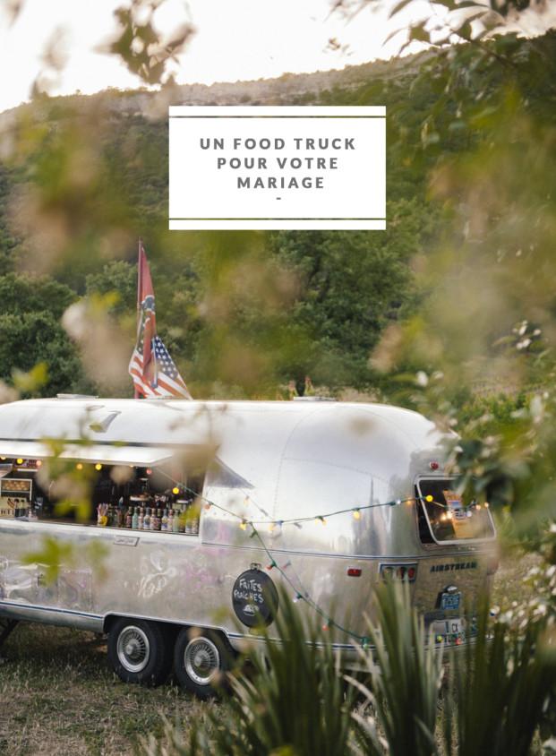 Mariage Chic Food Trucks